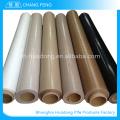 Fabrikverkauf verschiedene verbreitet Wärme beständig braun Farbe PTFE Gewebe