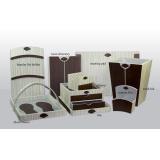 Room Leather Accessories Set (PB197)
