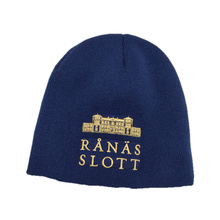 2019 Sports Fashion Winter Stickad Hat mössa med broderilogotyp