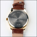 3atm quartz stainless steel back watch, mens watch excellence quartz
