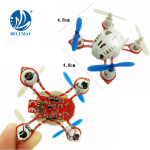 2.4GHz 6 Axis Nano Hand Throwing Flying RC Drone with Light