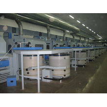 Jwf1204A High Production Carding Machine