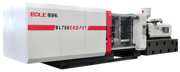 PET special injection moulding machine