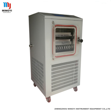 Fruit vegetable freeze dryer machine