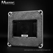 Limpiador de vidrio en el motor electrónico de encimera de granito para el vacío