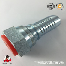 Carbon Steel Bsp Female 60 Degree Cone Hose Fittings
