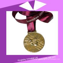 Medalla de esmalte personalizada para promoción