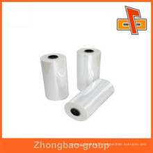 china factory transparent packaging film for packaing machine