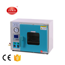 stainless steel electrical vacuum drying oven with pump