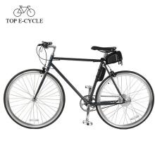 Moto de engranaje fija OEM DIY 700C bicicleta eléctrica