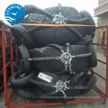 Aileron en caoutchouc pneumatique de type Yokohama pour protéger les navires / quais