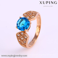 12254-Xuping New Arrival Jwelery Fashion Ring Jewelry For Girls