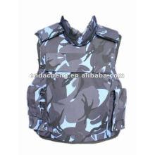 flotation bulletproof jacket for the maritime police