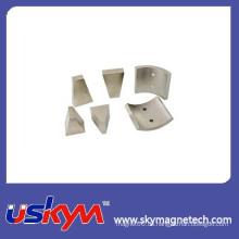 Gekrümmte Magnete Neodym-Segment-Magnet Bogen-Magnet mit bestem Preis
