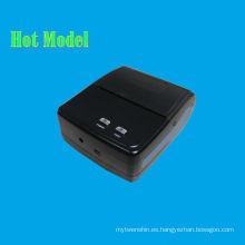 Caliente! 80mm 3 pulgadas de alta velocidad Windows Java Android Bluetooth Mini impresora de recibos móvil con batería de gran capacidad (OCPP-M081)