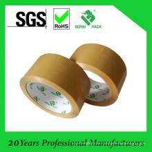 Cartón que empaqueta la cinta adhesiva usada, cinta transparente de BOPP, cinta que empaqueta clara / marrón