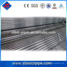 Tubo de aço galvanizado laminado a frio