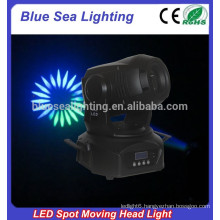 Factory price 2015 new 75w mini led gobo projector, spot moving head