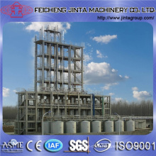 Ethanol Rectification Plant Ethanol Production Machine Sugar Cane Molasses Alcohol Manufacture