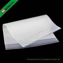 Rolo de filme da impressão da tela do plastisol 1188 para a impressão da transferência térmica