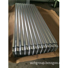 Aluzinc Corrugated Steel Sheet