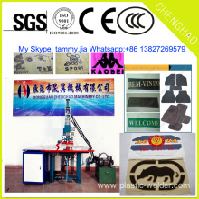 High Frequency Fabric Embossing Machine