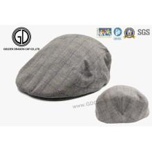 Plaid IVY Newsboy Gatsby Cap Hat