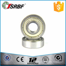 Miniature ball bearing 609zz deep groove ball bearing 609 2RS bearing size 9*24*7mm