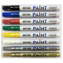 Алюминиевая Миниая краска маркер для промышленности