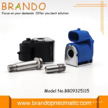 Couleur noir CNG LPG injecter Rail bobine