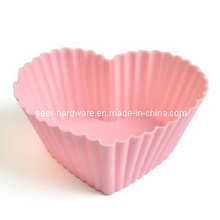 Silicone Gel Heart-Shaped Cake Mold (SE-293)