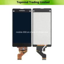 Мобильный телефон LCD для сони Xperia Z1 компактный с Дигитайзер