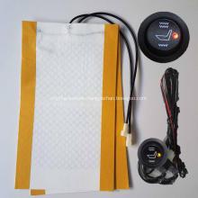 Car seat heater car seat heating