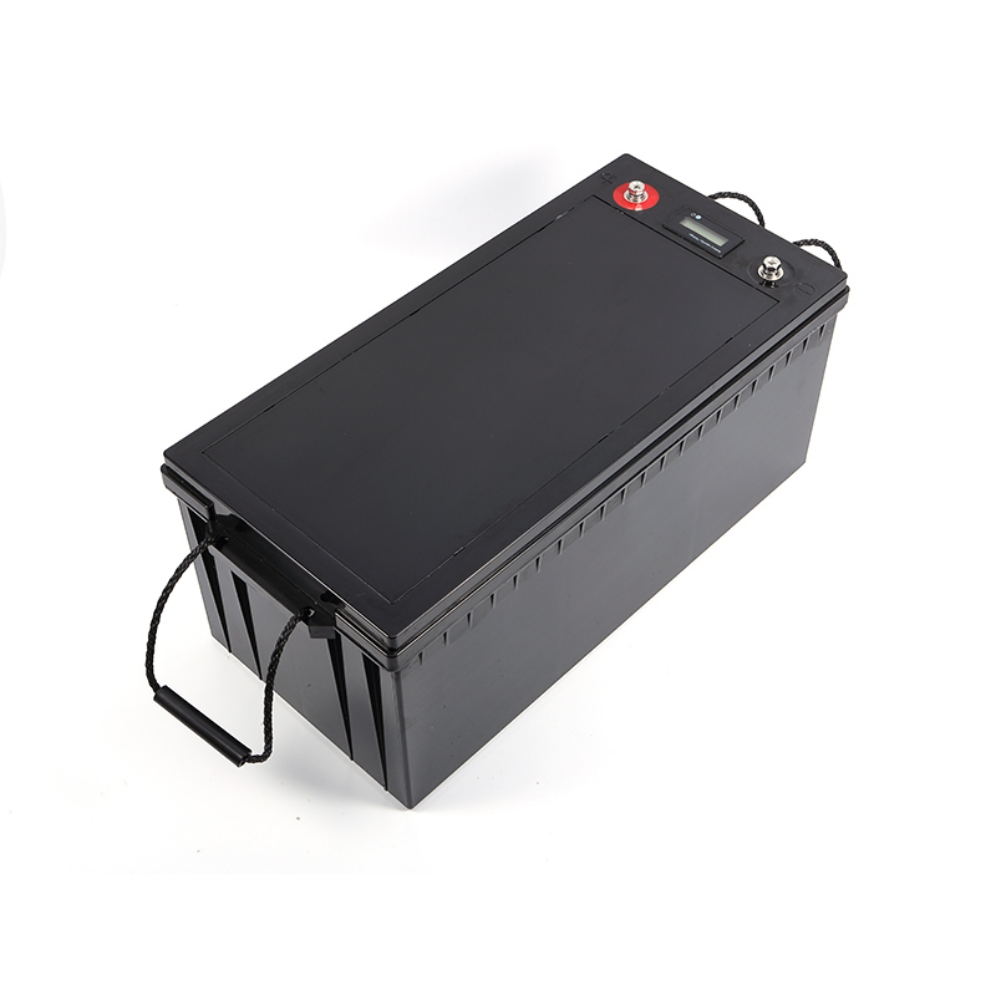 Rechargeable Energy Storage System for Tailgate