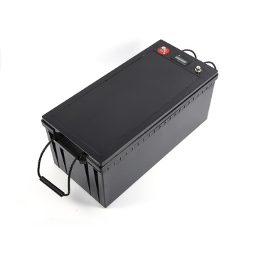 12v 200Ah Power Bank per portellone posteriore