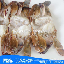 HL003 Hot-venda de caranguejo de corte manchado e Blue Swimming Crab