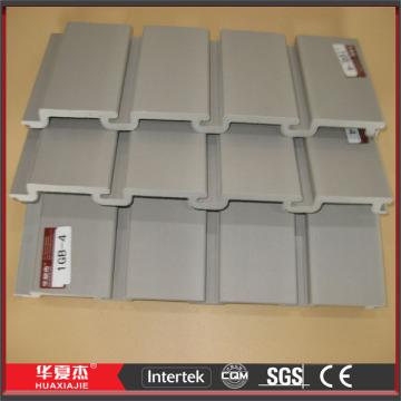 PVC Slot Wall Panels Instead of MDF Slatwall Panels