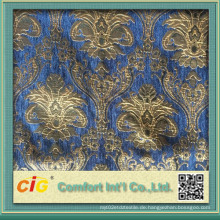 2016 Summer New Pattern Design Chenille Sofa Stoff für Polsterung