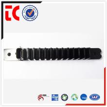 Kundenspezifischer Präzisions-Druckguss-Lieferanten Hochwertige schwarze E-Beschichtung Ausrüstung Kühlkörper