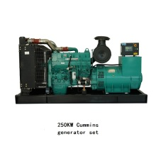 250KW three Cummins diesel generating sets