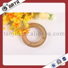 Anéis de cortina Eyelet de cortina de plástico, fabricante de anéis de cortina