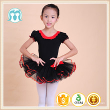 Tutu Party Dress crianças dançando Children's wear Ballet para meninas student school