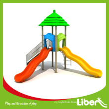 Billig Outdoor Backyard Spielplatz Slides für Kinder Kindergarten