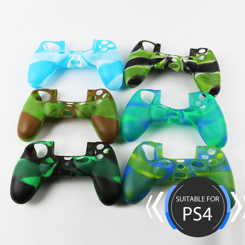 Playstation 4 Protector Skins in Camouflage