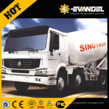 HOWO 12m3 mini concrete mixer truck for sale ZZ1317N3261