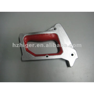 piezas de forja marco de iluminación de fundición a presión de aluminio