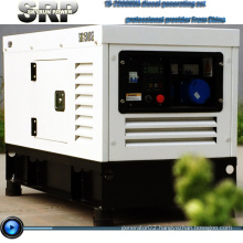 10kVA Silent Diesel Generator Powered by Changchai EV80 (SDG15000SE)