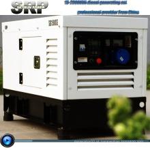 Gerador Diesel silencioso de 10kVA Alimentado por Changchai EV80 (SDG15000SE)