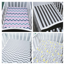 Krippe Blatt für Kleinkind weiche Baumwolle Baby Spickzettel