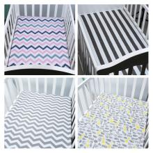 Crib sheet for toddler soft cotton baby crib sheet